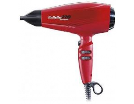 """""""BaByliss"""" (фен, 2200W, PRO Rapido ionic RED)"""