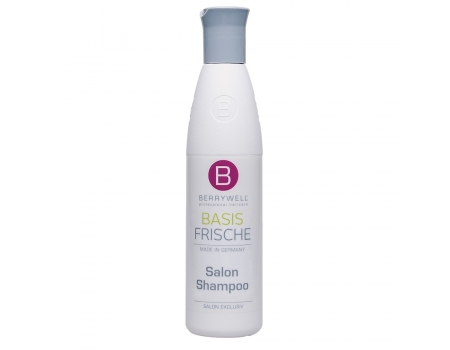 Шампунь салонный Salon Shampoo plus серии Basisfrische
