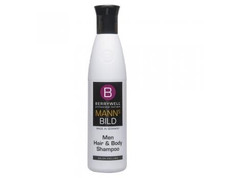 Шампунь для волос и тела Men Hair & Body Shampoo MANNSBILD