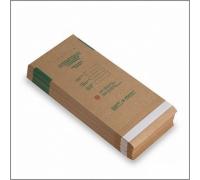Пакет бумажный КРАФТ 75*150мм., 100шт.